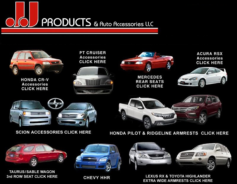 JJProducts Aftermarket Auto Accessories