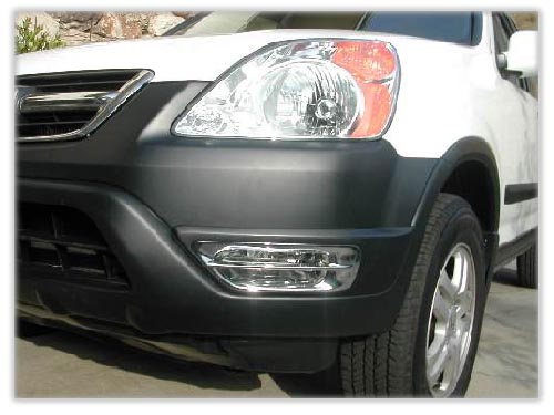 Honda CRV Fog Lights | 2002, 2003, 2004 CR-V Foglights | Fog Light Kit | Driving Lights | 2002 ...