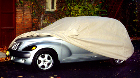 JJ Products Custom Fit Car Cover